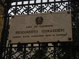 sede presidente della repubblica italiana reggimento corazzieri e caserma sanfront