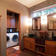 Basement Bathroom Laundry Room Combo 218th Inspire Me Tuesday Laundry Powder Powder Room And Laundry