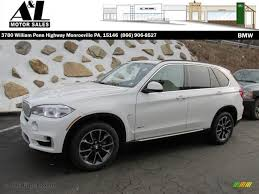 Bmw X5 White - 2015 bmw x5 xdrive35d in alpine white n05692 auto jäger