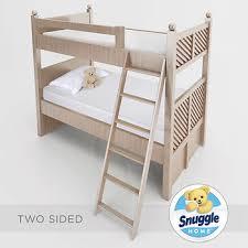 Bunk Bed Mattress Size Snuggle Home Size 6 Bunk Bed Mattress Bj S Wholesale Club