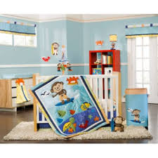 Boy Monkey Crib Bedding Crib Fashion Bedding S Laguna Monkey 4 Crib