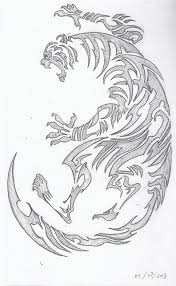tatoo design tribal 94 best inspiring ink images on pinterest tiger tattoo design