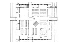 Roman Floor Plan by Anglican Roman Catholic Church At Cippenham Buildings