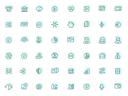 agente fintech icons free sketch app resources pinterest