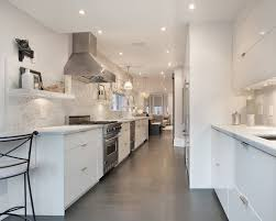 White Lacquer Kitchen Cabinets Gray Kitchen Cabinets Contemporary Kitchen Benjamin Moore