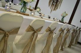 cheap chair sashes wholesale 10 x naturally burlap chair sashes jute chair tie bow for