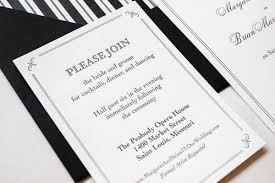 Formal Invitations Margaret Brian U0027s Elegant Formal Wedding Invitations