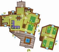 treehouse villa floor plan uncategorized tree house floor plans in glorious treehouse villa