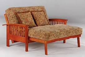 lounger futon winchester loveseat lounger frame with split ultimate futons by