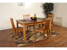 Sunny Design Furniture Sunny Designs Dining Room Sedona Table With Slate Top Letgo Slate
