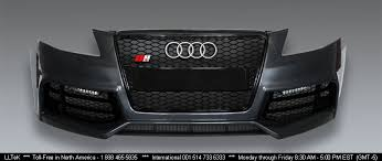 2009 audi a4 tuning audi a4 b8 sedan 2009 and on kit styling rieger tuning