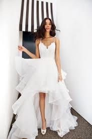 sexxy wedding dresses 5 tips for pulling a wedding dress david s bridal