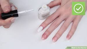 Where To Buy Decorative Nail Heads 6 Ways To Do Nail Art Wikihow