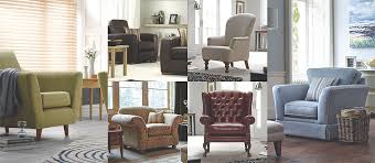 Traditional Leather Armchairs Uk High Back Chairs Armchairs Sofasofa Official