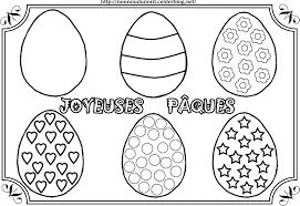 116 dessins de coloriage pâques à imprimer