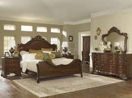 grey master bedroom grey fur rug on the laminate wooden floor twin white pendant lamp