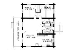 house plans and more view log cabin home plan 088d 0017 house plans and more