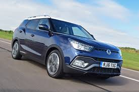 ssangyong ssangyong tivoli xlv manual 2016 review auto express