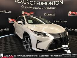 new 2017 lexus rx 350 executive package 4 door sport utility in