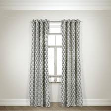 108 In Blackout Curtains lr resources semi opaque santana black cotton and polyester half