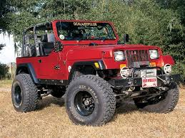 jeep wrangler 88 1988 jeep wrangler yj four wheeler magazine