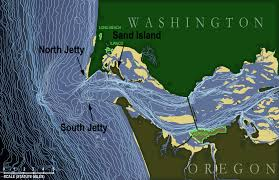 Astoria Usa Map by File Columbia River Mouth And Bar Jpg Wikimedia Commons