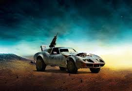 max corvette pic this post apocalyptic c3 corvette will be in mad max fury
