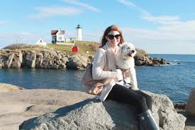 pet friendly day trip to maine feathers and stripes boston