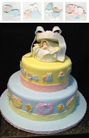 cuquis design baby shower cake
