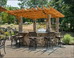 Pergola Top Ideas by Custom 14 U0027 X 16 U0027 Cedar Pergola U2013 Built On Pillars Buy Others