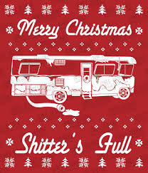 christmas jeep silhouette svg shitter full ugly sweater clark griswold cousin eddie