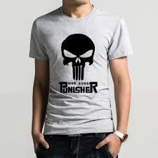 Marvel Super Heroes Clothing Sale Marvel Super Hero Skull The Punisher Dark Knight T Shirts
