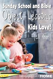 10 awesome free bible lessons for kids