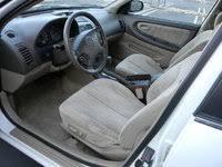 Nissan Maxima 2000 Interior 2001 Nissan Maxima Pictures Cargurus