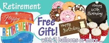 retirement balloons delivery retirement balloons helium balloon gift delivery in uk