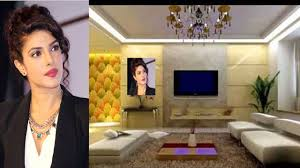 bollywood actress priyanka chopra u0027s house inside video in mumbai