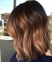 Fall Hairstyles For Medium Length Hair by Luscious Trends Fall In Love With These Ombre Colors For Medium