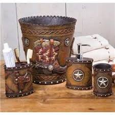 Country Bathroom Accessories by Western Bathroom Decor About Western Theme Bathroom Decor Pair