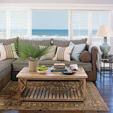 how to decorate a small livingroom a cure for the common condo coastal living