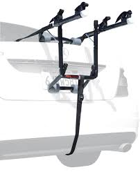 nissan altima bike rack amazon com allen sports deluxe 2 bike trunk mount rack automotive