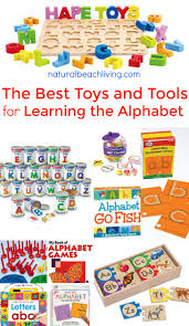 the best toys and tools for learning the alphabet natural beach