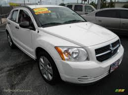 2007 dodge caliber sxt in stone white 412573 jax sports cars