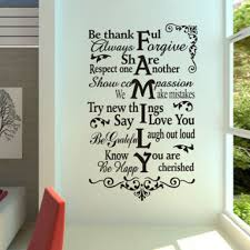 word wall decorations flying flower in the win with english word