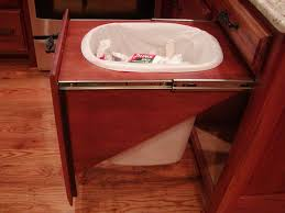 Kitchen Cabinet Trash Can Pull Out Custom Trash Can Pull Out U2014 336 342 9268 U2014 J U0026 S Home Builders And