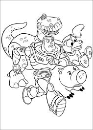 toy story coloring sheets free alltoys