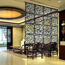 valuable living room screen dividers screens room dividers style