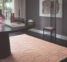 Square Modern Rugs Wedgwood Arris 37302 Pink Gold Rugs Modern Rugs Wedgwood