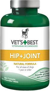 best joint supplement vet s best level 1 first step hip joint dog supplement 90 count