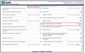 pago referenciado sat 2016 los impuestos declaraciones normales extemporaneas pagos referenciados