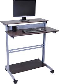 Ergonomic Sit Stand Desk by Amazon Com 40